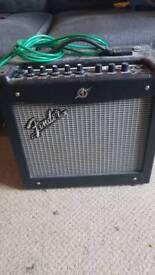 Fender mustang 1 v2 guitar amp