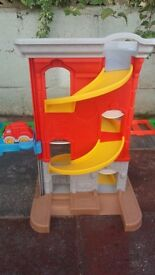 Little tikes Fire station toy
