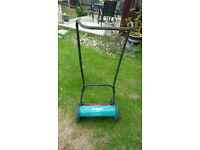 Bosch push/pull manual grass cutter. Chandlers Ford