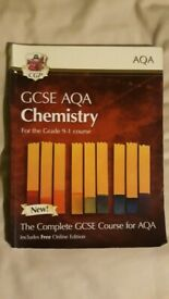 GCSE AQA Chemistry TextBook