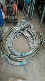 Lifting strops and wires