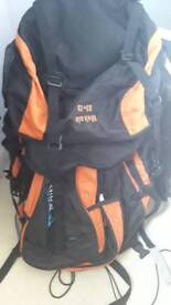 80lt Professional Ruck Sack never used Well worth the price