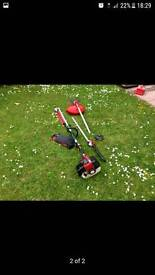 Chainsaw/shrimmer/trimmer£75 PRICE REDUCED 52cc 5in 1 petrol trimmer for sale £85 ono