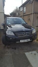 Mercedes ML 30 Cdi Black