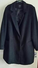 Black Ladies Coat