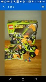 Lego power minors play set