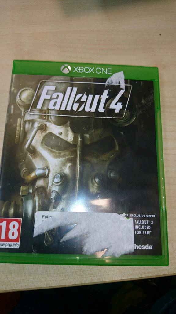 X box onein Wolsingham, County DurhamGumtree - Fallout 4 for x box one in good condition