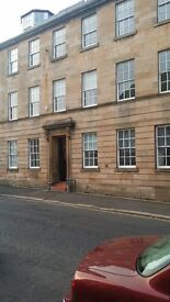 Paisley Town Centre, Large 2 Bedroom Flat to Rent in Stunning B Listed Building.