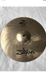 """Zildjian Z custom hi hats cymbal 14"""""""