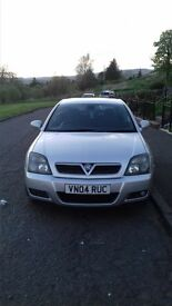 vectra for sale as got new car due to ill health its had new struts and droplunks olso new brake pad