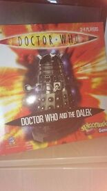 Dr. Who Spinomatic Game