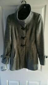 Jane Norman size 8 winter coat