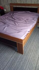Lovely King-size bed frame only has a few marks on it but still in great condition looking for £45