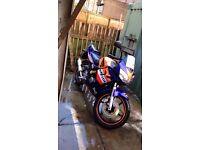 Honda cbr repsol 125cc