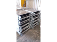 SPAN DECK STAGING BOARD by INSTANT ---ALLOY with HOOKS FITTED