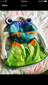 Froggy sit me up chair - collection LS17 Leeds