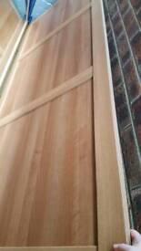 X4 wardrobe doors