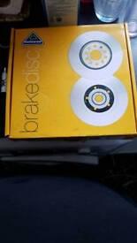 Brake Discs for Insignia