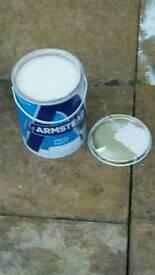 5 litres matt emulsion pale lilac/purple/pink
