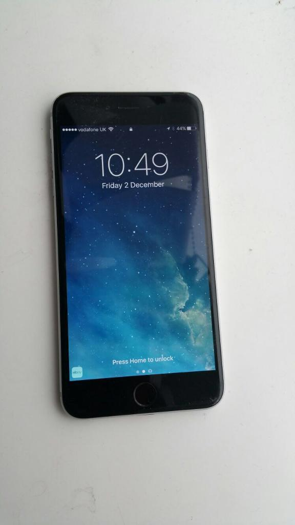 IPhone 6 Plus 16gb. Vodafone249.00in Oxford, OxfordshireGumtree - IPhone 6 Plus 16gb Vodafone. Can be unlocked easily. Good condition. Looking to upgrade to a newer version. £250 cash or swap with iPhone 7, 6s or 6s Plus with some cash
