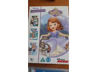 Sofia the First 3 DVD COLLECTION