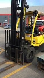 HYSTER H3.0FT CONTAINER SPECIFICATION LPG