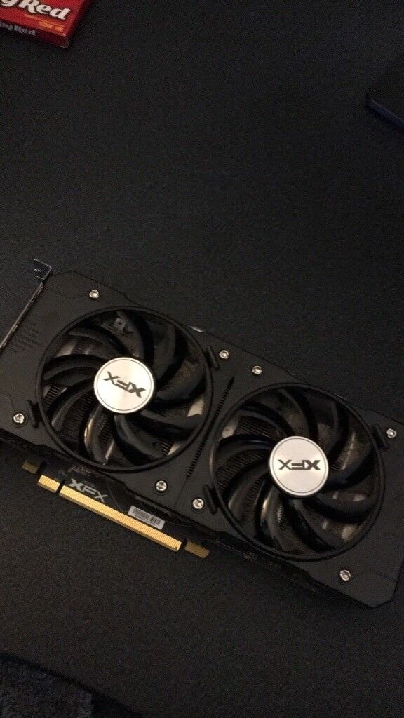 Powercolor AMD Radeon R9 390 8GB Triple Fan Graphics Card GPU