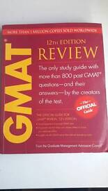 Gmat review 12th edition