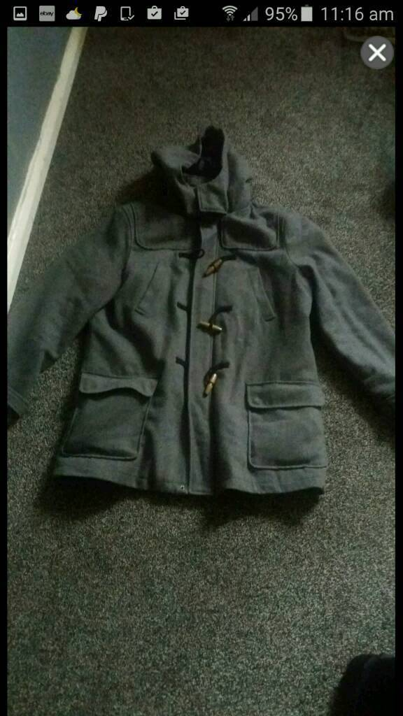 mens size xl coat with hood