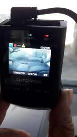 Car Dashboard CCTV