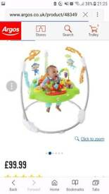 New in box jumperoo