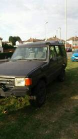 Landrover decovery