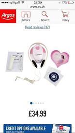 Angel sound fetal doppler