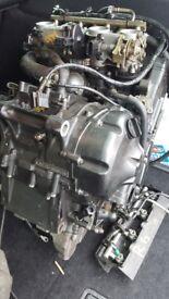 yamaha r6 engine 2006 2CO car kit. With wiring loom and ecu lockset 1200miles