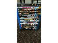 17 Blu-Ray Movies