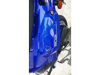 202 TGB classic moped