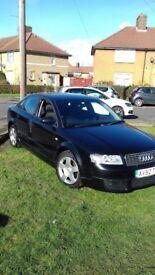 Audi A4 2.0 petrol Black full body kit P/X WELCOME