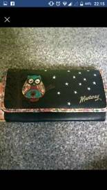 Ladies owl purse