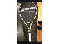 Babolat Aero Pro drive and prince racket