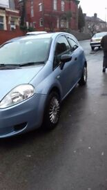 FIAT PUNTO 1.2 .. good car £380 NO OFFERS