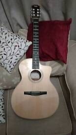 Taylor 214ce-n classical / Spanish guitar. (Sensible offers considered!)