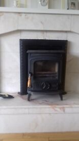 Stanley Oisin woodburning stove