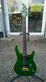 Brian Moore i1 Emerald Green