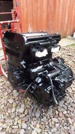 Kawasaki ZX10b 1989 Engine
