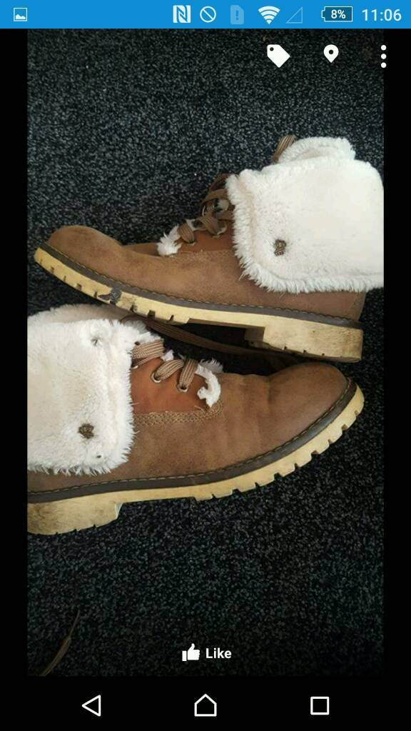 Winter boots Size 3in Cleckheaton, West YorkshireGumtree - In good condition Collection only cleckheaton