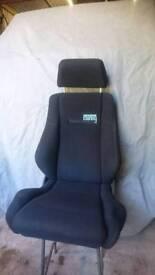 VW Designer Touring car seat