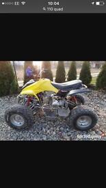 110cc revo quad