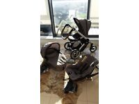 Travel System Mutsy Evo *FREE DELIVERY up to 20 miles from Canary Wharf