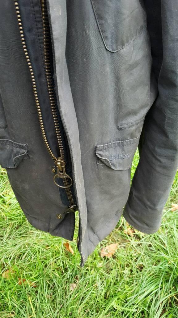men's Barbour Hardwick wax jacket