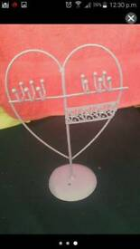 little.mini.wardrobe.mirror and.heart hanger holder